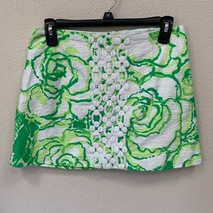 Lilly Pulitzer size 2 skirt